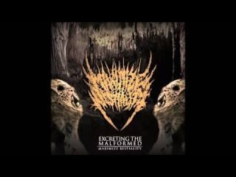 Maximize Bestiality Excreting The Malformed [Full EP] (2017)