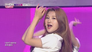 Download Video Show Champion EP.238 Favorite - Party Time [페이버릿 - 파티 타임 ] MP3 3GP MP4