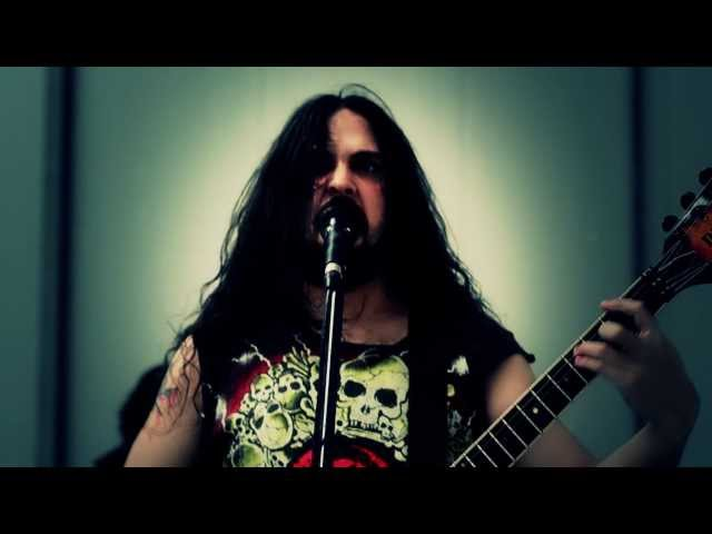 DECEASE  Atrocious Deeds feat.Andy Ghost[Altar] (Official Music Video)