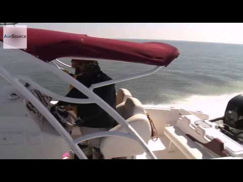 Customs and Border Protection Boat Chase Demo