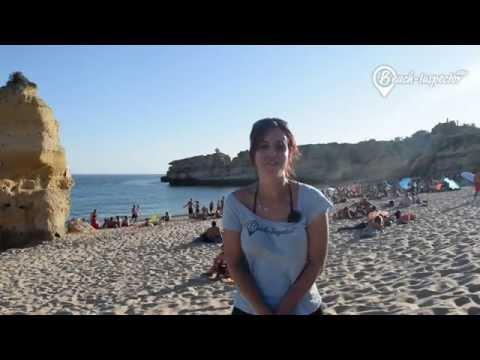 Ferien an der Algarve | Strand Praia de São Rafael