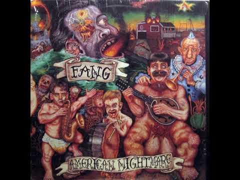 Fang American Nightmare LP