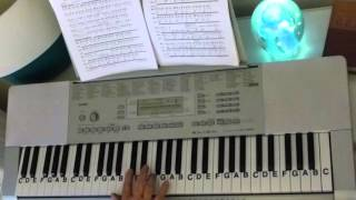 How to Play ~ Lollipop ~ The Chordettes ~ LetterNotePlayer ©