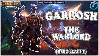 Grubby | Heroes of the Storm - Garrosh - The Warlord - HL 2018 S2 - Braxis Holdout