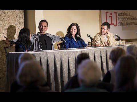 AIFF2017 TalkBack: Filming Activists