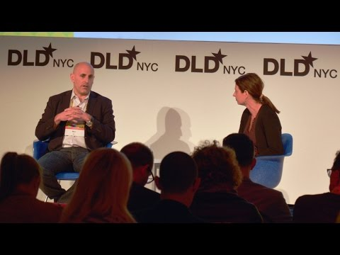 Future of Retail (Marc Lore, Founder of Jet  Rebecca Blumenstein, WSJ) | DLDnyc 16