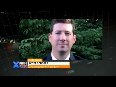 How Did Chinese Hackers Breach US Federal Database? Cyber Security Expert Scott Schober On AriseTV