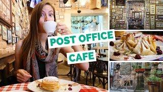 Breakfast in Ukraine food review in Lviv (Львів)
