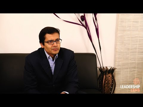 Leadership Lens | Episode 3 | An Exclusive Interview of Lutfey Siddiqi