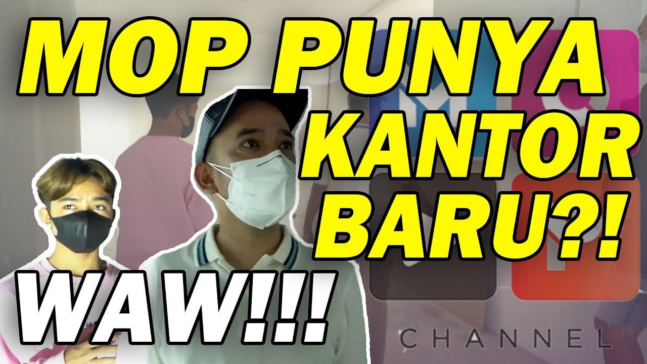 The Onsu Family - Ruben Onsu Pindah Kantor. MOP punya Wajah Baru!!!