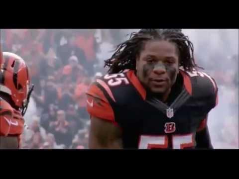 Cincinnati Bengals Hype video for 2016-17 Season