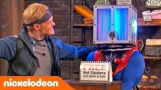 Henry Danger | Kampf in der Bäckerei 👊 | Nickelodeon Deutschland