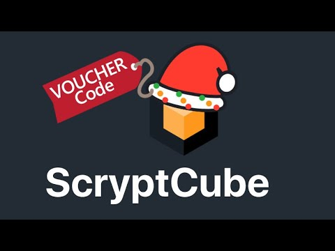 Scryptcube Voucher Code February 2021