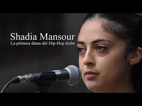 Shadia Mansour, la primera dama del Hip-Hop estuvo en Colombia