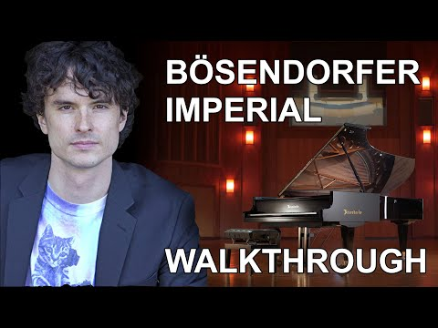 VSL Synchron Boesendorfer Imperial - Walkthrough By Stephen Limbaugh