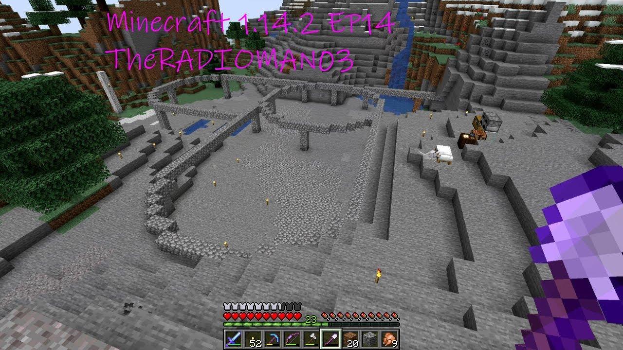 Minecraft 1 14 2 EP14