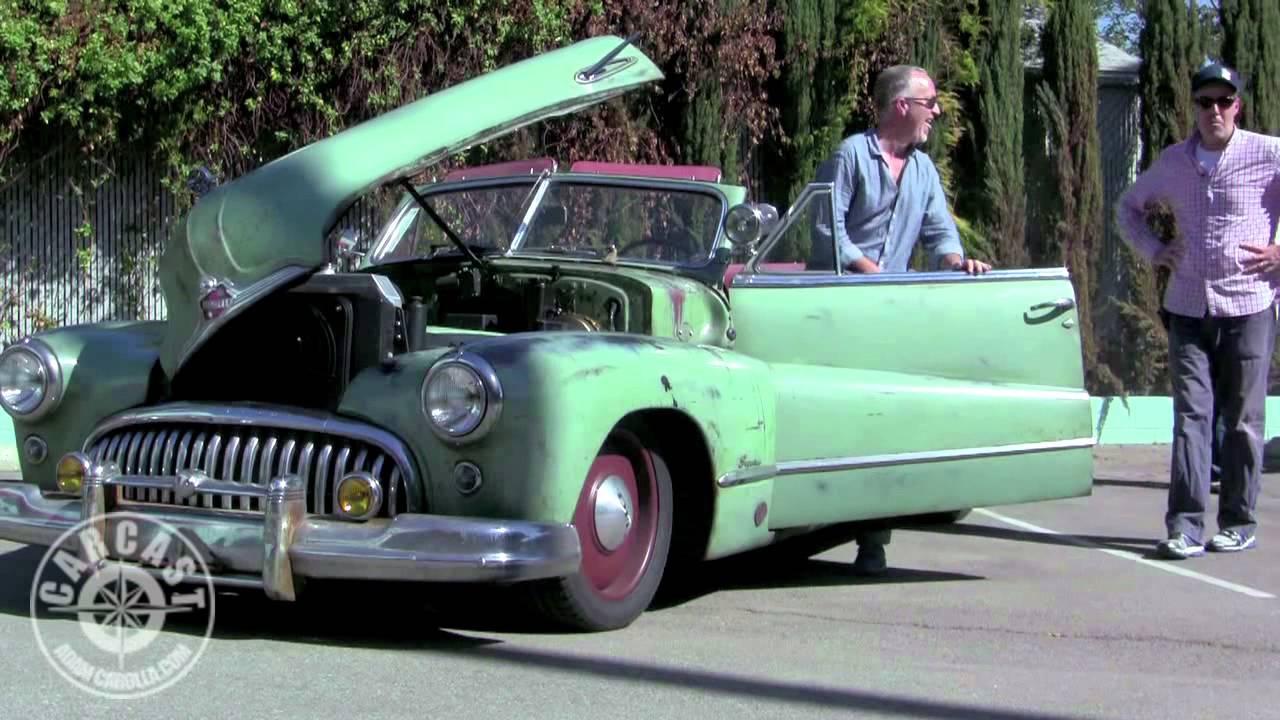 Jonathan Ward S 48 Derelict Buick Convertible