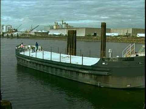 The Living Barge Project