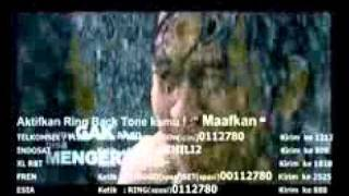 Chili - Maafkan (OST Bukan Cinta Biasa)