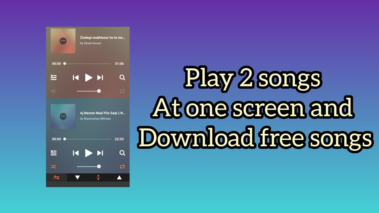 Download secret app for music downloding and playing (part 1) |. you need to know now | #11 |#2020