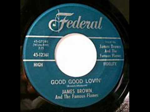 JAMES BROWN   Good Good Lovin   AUG 59