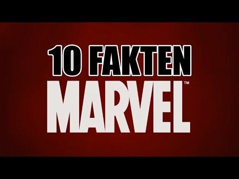 10 unglaubliche FAKTEN über MARVEL