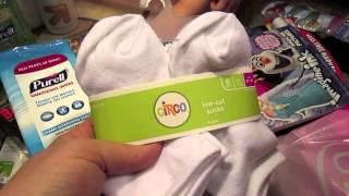 Vlogtober 5th: Target, Ulta, & Grocery Haul! Plus, Bella Reading!