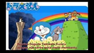 Terjemahan Lirik Lagu Doraemon mp4
