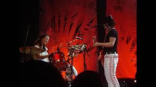 White Stripes @ Red Rocks 2005