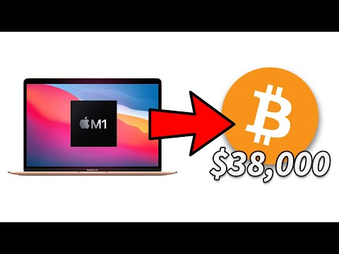 How To Mine Bitcoin With M1 Macbook Air (Tutorial)