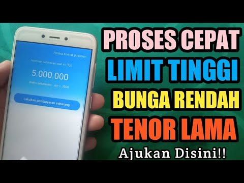 Aplikasi Pinjaman Online Langsung Cair Proses Cepat Limit Rp