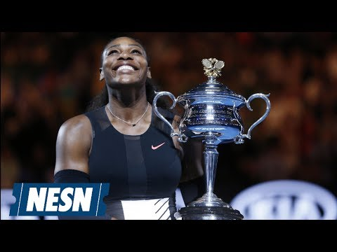 Serena Williams Tried To Deposit Million-Dollar Check In Bank Drive Thru