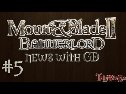 Mount & Blade II: Bannerlord News - Atmospheric effects, scene editor, and engine sentients!