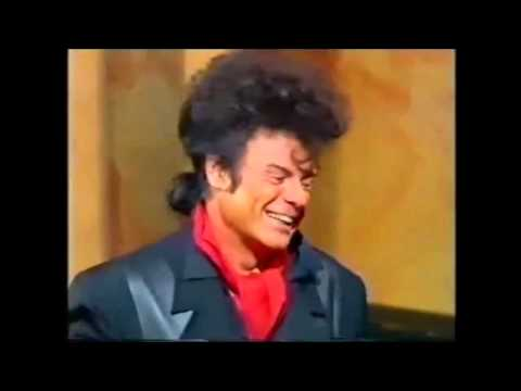 Gary Glitter This is your life - Chilling moment