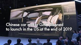Trade war delays Chinese automaker GAC's entry into US