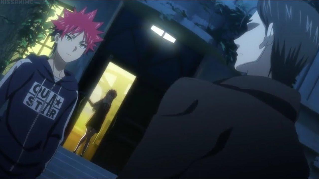 Download Yukihira Soma Revealing his secret about his Dad to Nakiri ||(HD)