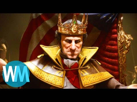 Top 10 Video Games That Rewrote History