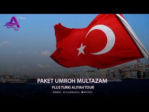 BERAPA BIAYA UMROH PLUS TURKI 2020 |.