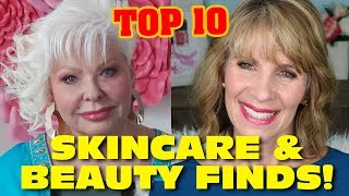 Top Skin Care and Beauty Finds from Amazon/ TJ Maxx/Marshall's/Beauty/50+