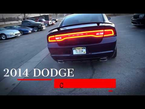 Cammed 2014 Dodge Charger R/T 5.7 Hemi