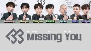 BTOB (비투비) - 'Missing You (그리워하다)' [Han|Rom|Eng lyrics]