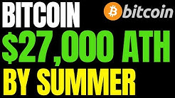 Bitcoin Price May Hit $27K All-Time High by Summer Predicts Tom Lee | BTC WILL HIT $30,000 IN 2020