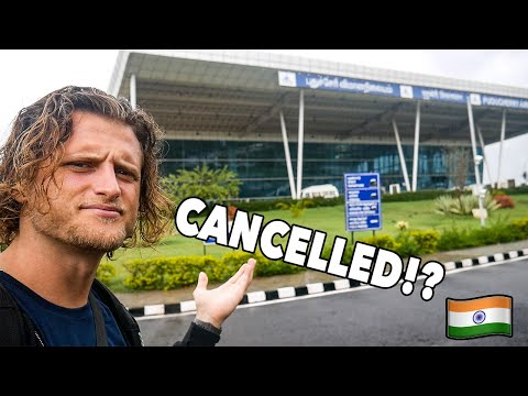 I Traveled Across India by Bus For Kerala Blasters vs Bengalaru | World's Smallest Airport🤦🏼♂️
