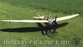 HANDLEY PAGE TYP E 1911 Rainer Mattle