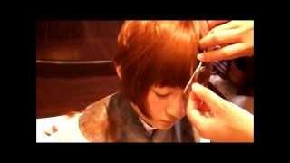 japanese Hair cut short Bob style)