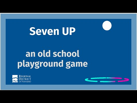 Seven Up Playground Game
