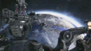 Вторжение инопланетян(видео)№2