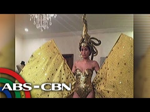 UKG: Miss Universe Philippines Rachel Peters, agaw pansin sa kanyang National Costume