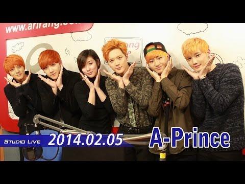 [Super K-Pop] 에이프린스 (A-Prince) -...