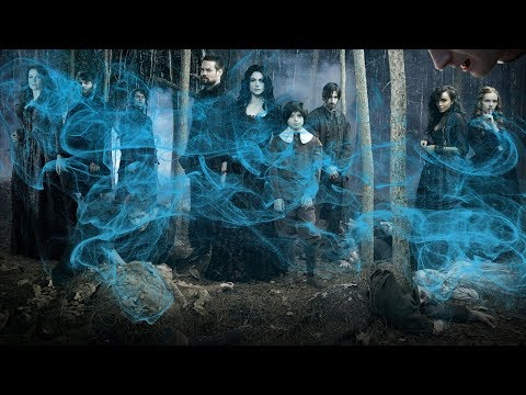 Топ 10 лучшие сериалы про ведьм за 10 лет